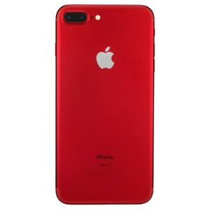 Apple iPhone 7 Plus Red Smartphone AT&T Sprint T-Mobile Verizon or Unlocked 4G