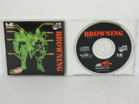 BROWNING PC-Engine SCD PCE Grafx Japan pe