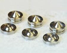 3Set Solid Steel 27-39mm Speaker Spike Spikes Feet Stand Cone Base Isolation