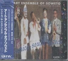 Art Ensemble Of Soweto America South Africa CD NEU US Of A - U OF SA Colors One
