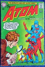 The Atom #11 - Trouble at the Ten-Year Club! Gil Kane!