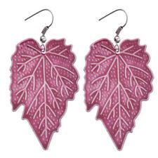 Alloy Earrings For Lady Dw-Eh-He029 Bohemian Elegant Simple Distinctive Leaf New