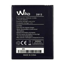 WIKO Batteria originale BT3913 per LENNY 4 PLUS HARRRY 2500mAh Pila Litio 3913