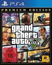 Grand Theft Auto V (Playstation 4, 2013)