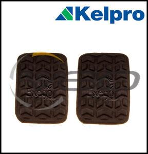 MAZDA 121 DA 3/87-11/90 KELPRO BRAKE & CLUTCH PEDAL PADS (MANUAL ONLY)