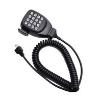 8 Pin RJ45 Plug Remote Speaker Mic Microphone Compatible For Kenwood TK-768G