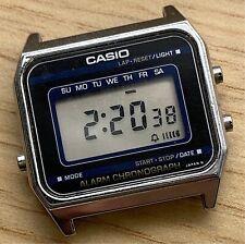 Casio 203 A-680 WORKING Digital LCD 28,5mm Alarm Chronograph Watch