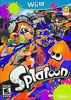 Splatoon (Nintendo Wii U, 2015) - Brand NEW & SEALED!  Free Shipping