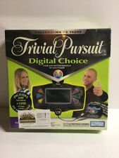 Trivial Pursuit Digital Choice Trivia Game - 25th Anniversary Edition Complete!