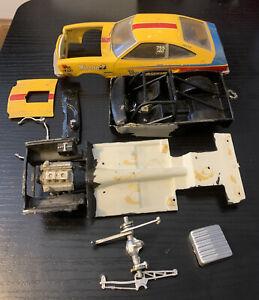 1978 Mustang 11  BODY(Painted) Dyno Don MPC Model Car Parts 124 4467