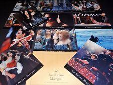 LA REINE MARGOT adjani magnifique jeu 12 photos cinema prestige grand format