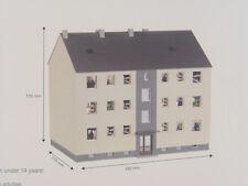 Herpa 746304 Militär Bausatz Mannschaftsgebäude