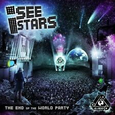 The  End of the World Party by I See Stars (CD, Feb-2011, Sumerian Records)