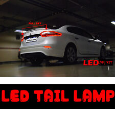 LED Tail Light Lamp DIY Full Set 14p 1Set For 10 11 12 Renault Fluence Sm3