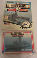 Troops Shops Desert Storm Trading Cards Series 1 12 Trading Cards