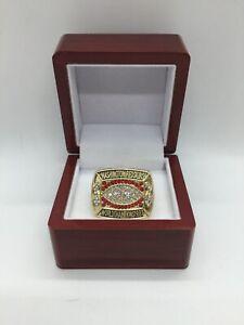1987 Washington Redskins Doug Williams Super Bowl Championship Ring Set with Box