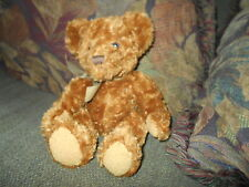 "Harvest Moon a Division of TRI Russ 10"" Soft Plush Brown Bear"