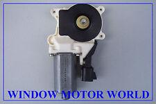 Cadillac CTS, SRX Window Motor 6 Pin Driver Front  OEM Lifetime Warranty