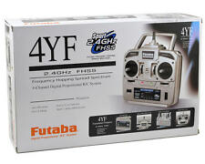 BRAND NEW FUTABA 4YF 2.4GHZ FOUR 4 CHANNEL FHSS RC RADIO SYSTEM FUTK4200 !!