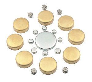 MR. GASKET SB Chevy Brass Freeze Plug  P/N - 6481