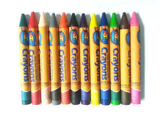 12 Colour Premium Crayon Ultra Smooth Non-toxic Great for Kids Drawing Wholesale