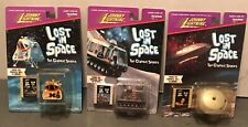Lost In Space Jupiter Ii, Chariot, Space Pod Johnny Lightning Diecast Moc New