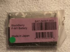 Genuine Original Battery FM1 F-M1 BAT-24387-003 For BlackBerry Pearl 9100 9105 3