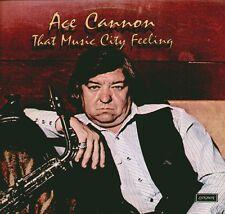"""ACE CANNON """" THAT MUSIC CITY FEELING """" LP NUOVO IMMACOLATO DECCA SHU 8478  RARO"""