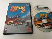 Destruction Derby 2 PC CD ROM Auto Rennspiel Worldwide Post! Psygnosis 1998