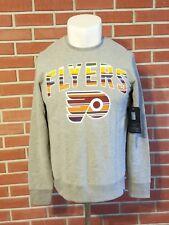 '47 Philadelphia Flyers Long Sleeve Crewneck Sweatshirt Mens Large New w/ Tags