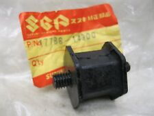 New NOS Suzuki radiator damper mount cushion bolt 1982-1985 RM250 1983-85 RM80