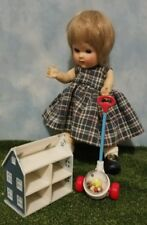 Ginny's birthday party! A doll house and FP popcorn popper toy for gifts