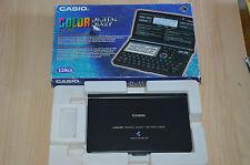 Calculatrice CASIO color digital diary CSF 4950 - complet en boite + notice