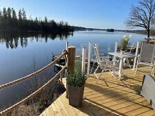 Ferienhaus Süd Schweden Traumhaft  am See ideal f. Angler Wandern,Golfen
