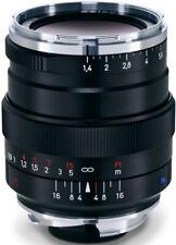 Zeiss ZM 35mm 1,4 distagon t * Leica M negro