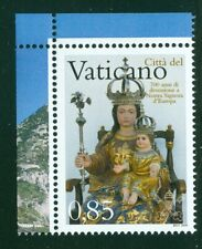 2009 Vatican City Sc# 1402: Our Lady of Europe MNH