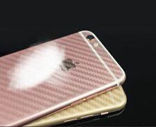 3D Anti Fingerprint Carbon Fiber Back Protection Film for iPhone X XR XS 6 7 8