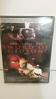 Sword of Gideon ( 1986 ) DVD OOP Region 1 Rod Steiger  Michael York BRAND NEW