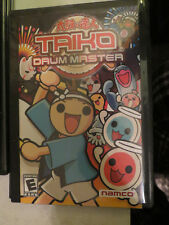 Taiko Drum Master (Sony PS2 PlayStation 2, 2004) Game and Instruction Manual