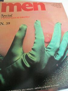 Men anno XVI n. 39 - Edizione originale Settembre 1981 - Per adulti