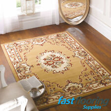 Alnwick 9557 / 7615 Beige Rug *0.80 x 1.50* Bedroom Lounge - SALE - *RRP £49*