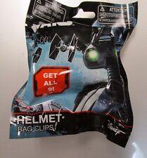 1x  Disney Star Wars Helmets Backpack Clip  Blind Bag packs New