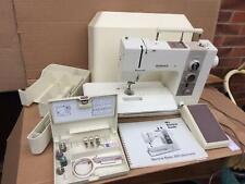 Bernina 910 Matic Electronic Freehand embroidery Multi- Decorative Stitch Sewing