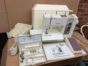 Bernina 910 Matic Electronic Freehand embroidery Multi- Decorative Stitch Sewing