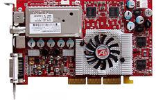 ATI All-In-Wonder 9800 PRO 128MB 109-95700-12 AIW Radeon 9800 PRO 128MB AGP