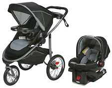 Graco Baby Modes Jogger Click Connect Travel System Jogging Stroller Banner NEW