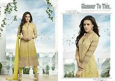 DESIGNER Pakistani Semi Stitches Dress Material,Salwar suit-divin life-23004