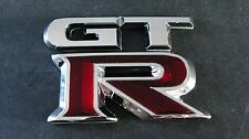 Red GTR BADGE R32 GTS GTR R34 350Z Pulsar Skyline R33