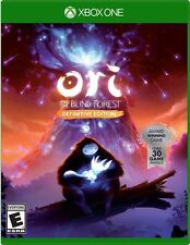 ORI AND THE BLIND FOREST DEFINITIVE EDITION XONE ACT NEW VIDEO GAME