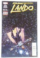 Marvel LANDO (2015) #3 RARE 2nd Print VARIANT VF (8.0) Ships FREE!